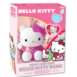 HOT DEAL! Hello Kitty Paint Your Own Bank Only $9.09 Shipped! #HOTDEAL #DEALS