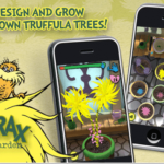 HOT! Free Lorax Garden App on Itunes! #free #swag #apps