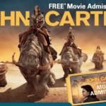 See Disney's John Carter for Free! #Disney #Movie