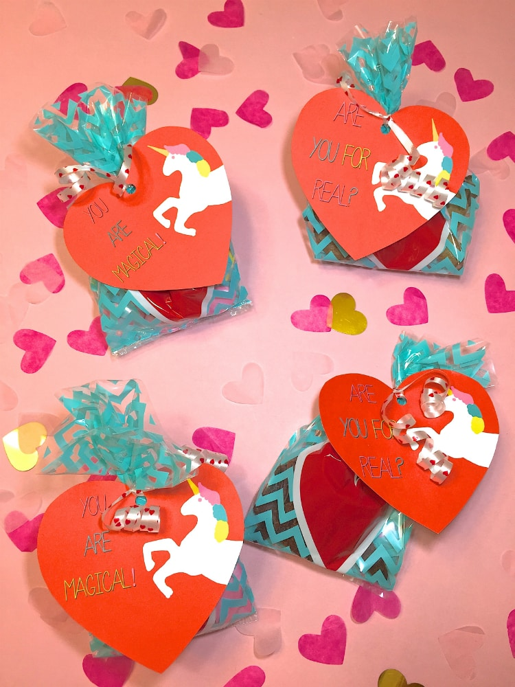 graphic regarding Free Printable Unicorn Valentines identified as A Rainbow Unicorn Valentine for Valentines Working day! (Totally free