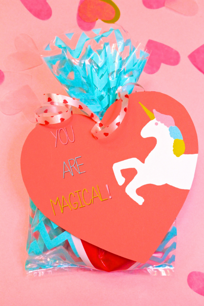 image regarding Free Printable Unicorn Valentines named A Rainbow Unicorn Valentine for Valentines Working day! (Totally free