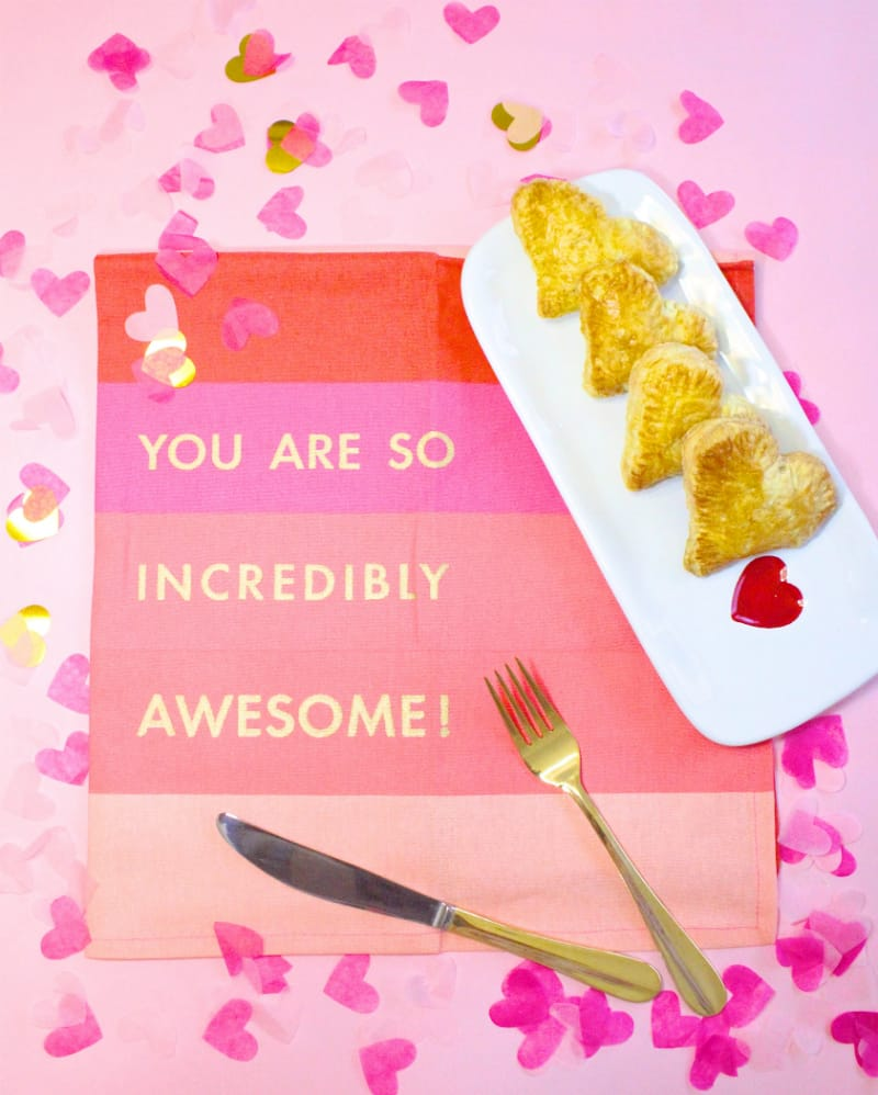 adorable valentine u0027s day heart empanadas pastelillos recipe