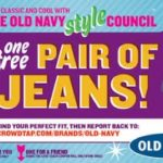 Join Crowdtap Now! Free Old Navy Jeans!