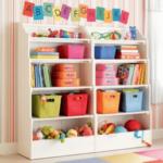 10 tips to Organize Your Kids Payroom! #WallTracks.