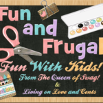 Frugal Family Bunnies Craft Fun! #Frugal #Family #Fun #Craft