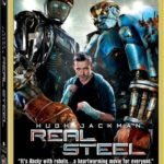 Real Steel Out on Dvd/BluRay January 24, 2012! #Disney #Dreamworks #Movies