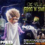 A Muppets Halloween Wish to You! #Halloween #MuppetMondays #Muppets