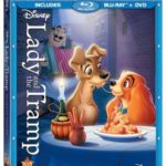Lady and The Tramp on DVD & BluRay 02/17! #Disney #DVD