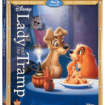 Lady and the Tramp out on Blu-ray on February 7th! #Disney #Movies #BluRay