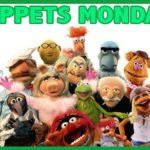 Muppets Mondays! My Muppet Manicure! #MuppetMonday #Muppets #OpiNails #Disney #Movie