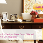 HOT DEAL! 30% OFF FOR ONE KINGS LANE ON PLUM DISTRICT!