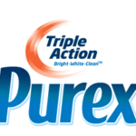 Purex Triple Action Detergent! Free and Clear! Love it! #Review #Laundry