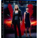 V Season Two on DVD & BluRay! Out Today October 18th! #VonDVD