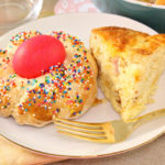 Easy Easter Brunch Recipes: Italian Easter Bread & Puffed-Pancake Casserole!