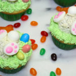 Cadbury Creme Egg Candies Easter Bunny & Easter Egg Candy Cupcakes!