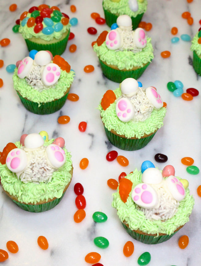 Cadbury-Creme-Egg-Candy-Easter-Bunny-Cupcakes-Recipe