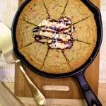 Easy Dinner Idea: Margherita Pizza Bake & Confetti Cookie Pizza Recipe!