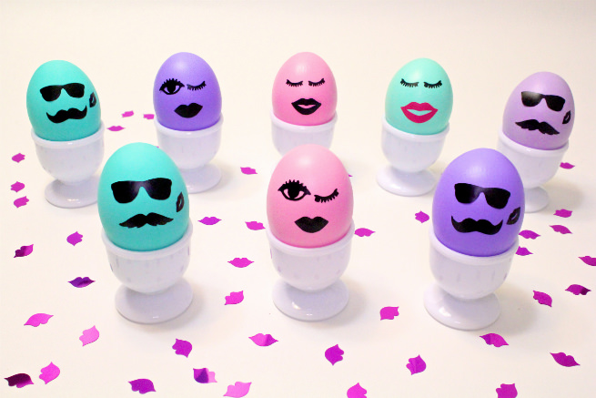 DIY-Kiss-Kiss-Wink-Wink-Easter-Eggs