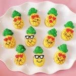 DIY Pineapple Love Macarons!