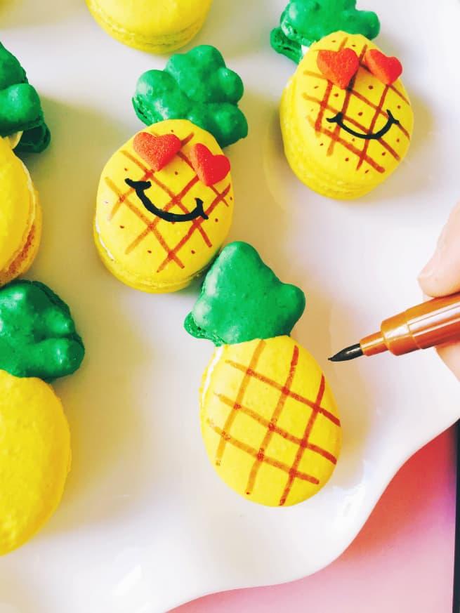 DIY-LOVE-Pineapple-Step-2