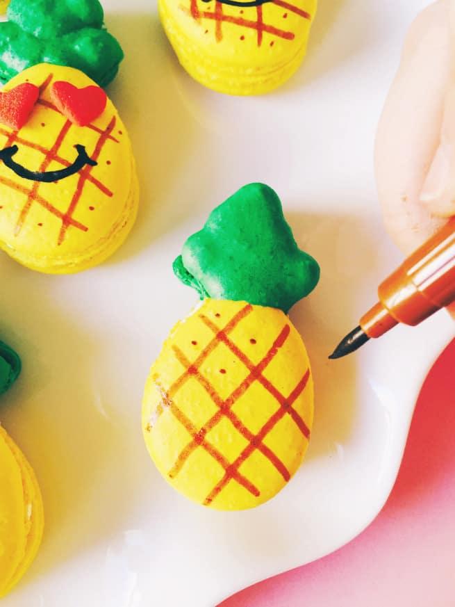 DIY-LOVE-Pineapple-Step-3