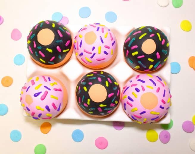 Donut-Easter-Egg-Step-1