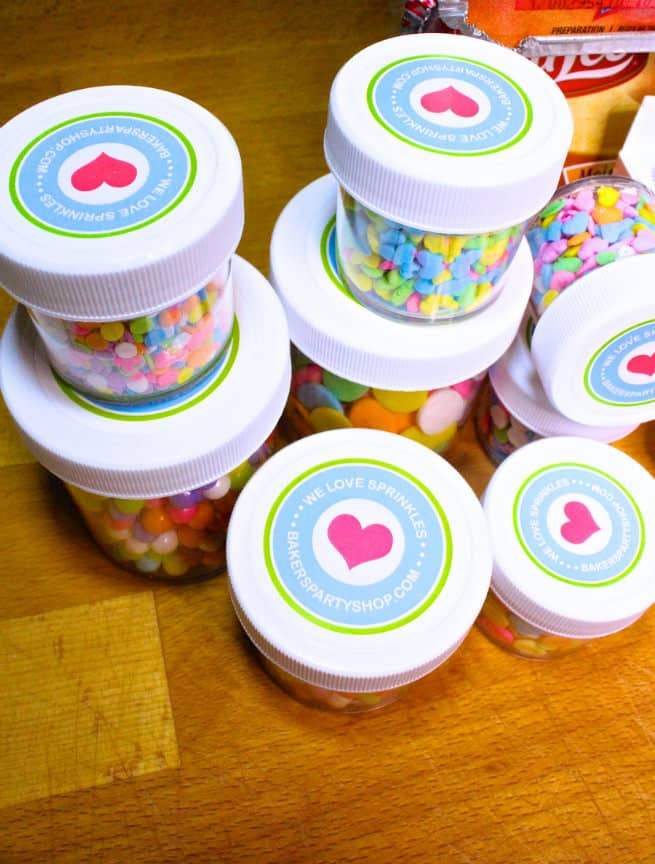 Mini-Easter-Egg -Pinata-Cakes-Sprinkles