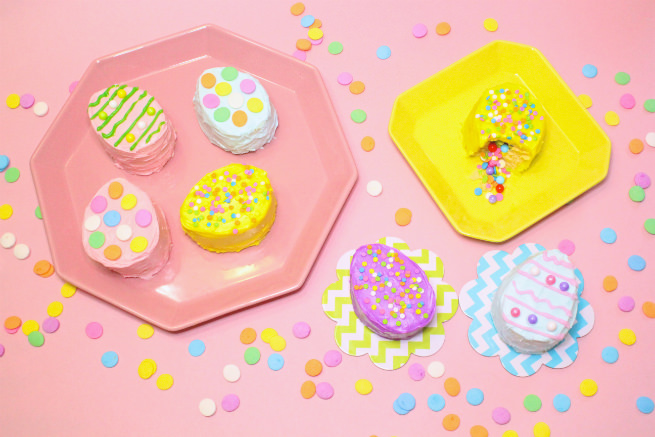 No-Bake-Mini-Easter-Egg -Pinata-Cakes-7