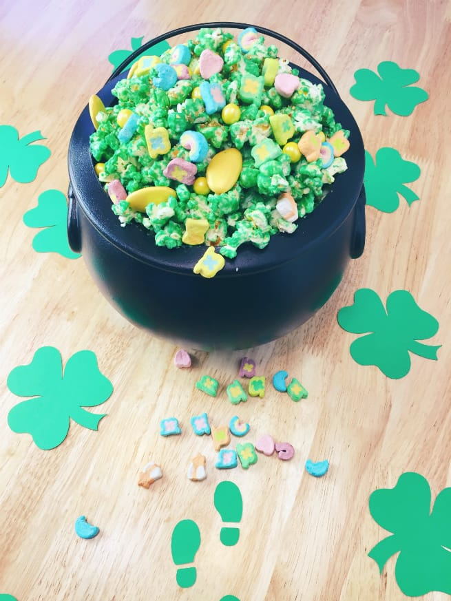 Saint-Patricks-Day-Leprechaun- Popcorn