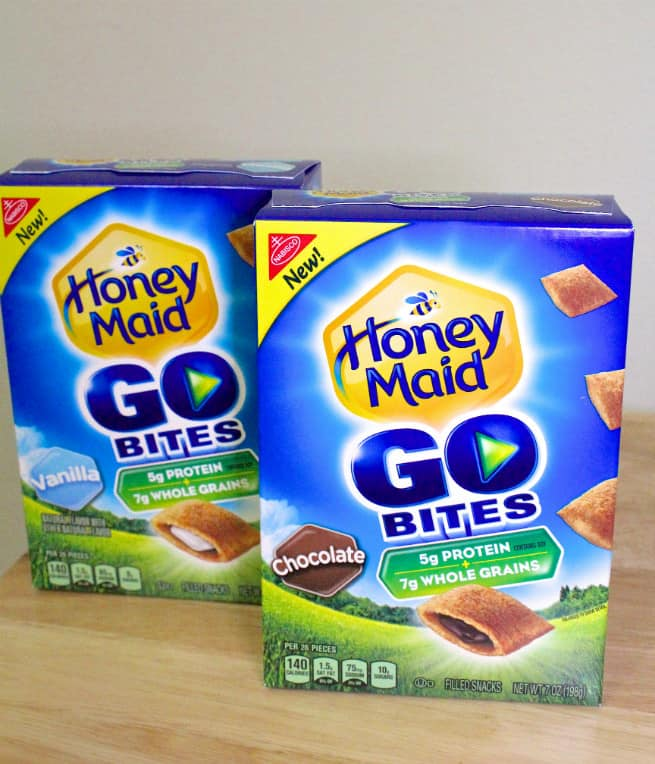 honey-maid-to-go-bites