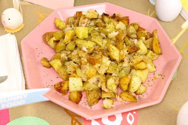DIY-Brunch-Minted-Breakfast-Potatoes