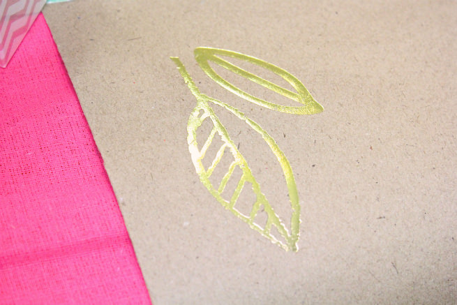 DIY-Easter-Brunch-Minted-Gold-Foil-Leaf-Runner