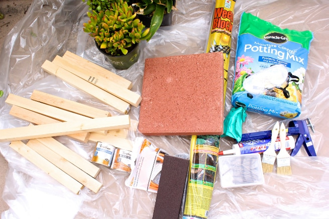 DIY-PAVER-PLANTER-Supplies