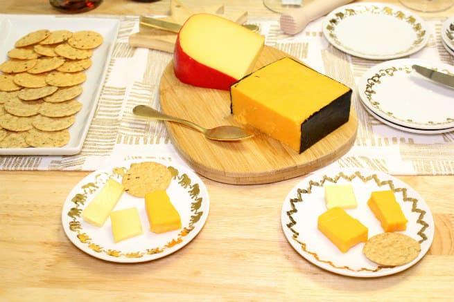 Gallo-Moscato-Cheeses