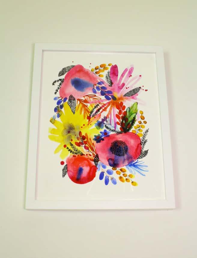 Minted-Flower-Art-Print-2