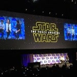 My 1st Day At Star Wars Celebration Begins With The STAR WARS: THE FORCE AWAKENS Trailer!