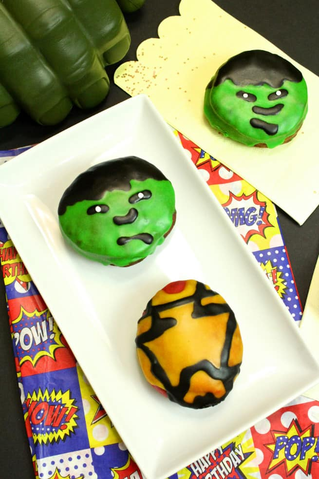 Avengers-Doughnuts-Recipe