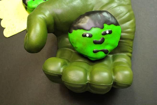 Avengers-Hulk-Donuts-Recipe