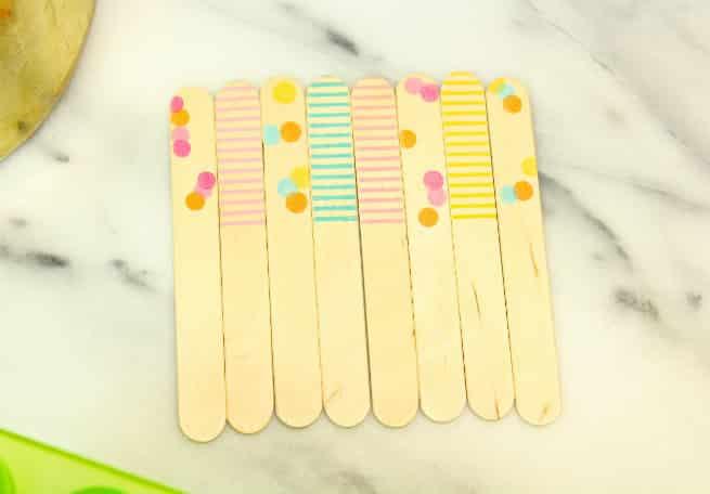 Cherry-Kool-Aid-And-Lemonade-Popsicle-Sticks