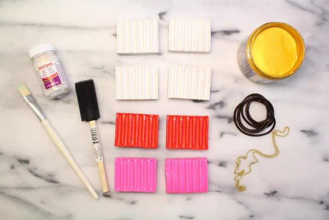 DIY-Mother's-Day-Clay-Jewelry-Dish-Supplies