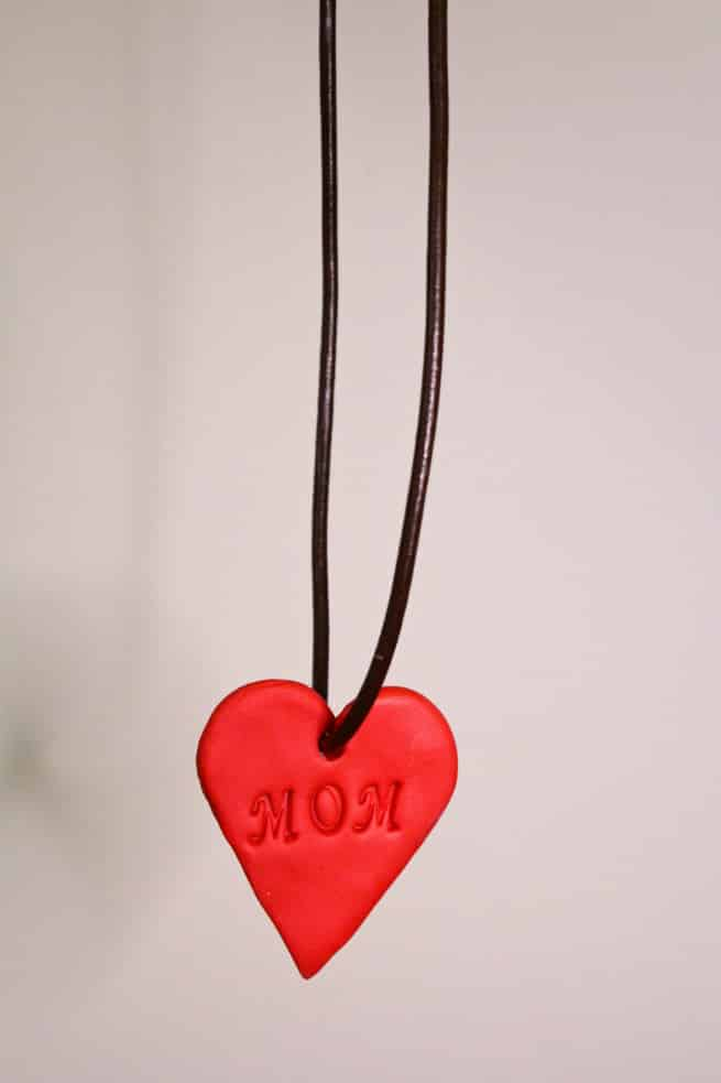 DIY-Mother's-Day-Clay-Necklace