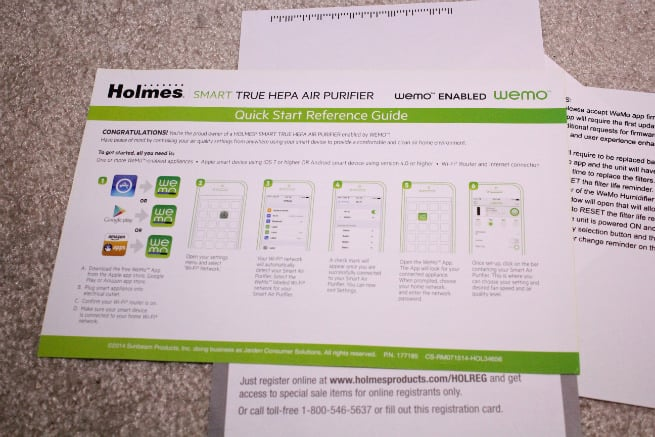 Breathing Easy Thanks To Holmes® & WeMo! ⋆ Brite and Bubbly