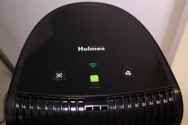 Holmes® Smart Air Purifier with WeMo-6