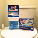 Tips For Cleaning Toilets & Showers Plus A Giveaway!