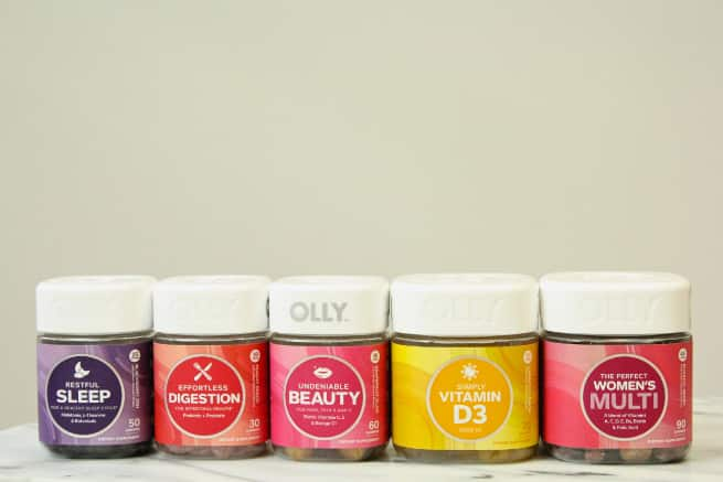 Why I Love Olly Nutrition Vitamins Big Time Brite And Bubbly