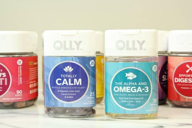 Olly-Vitamins-Set