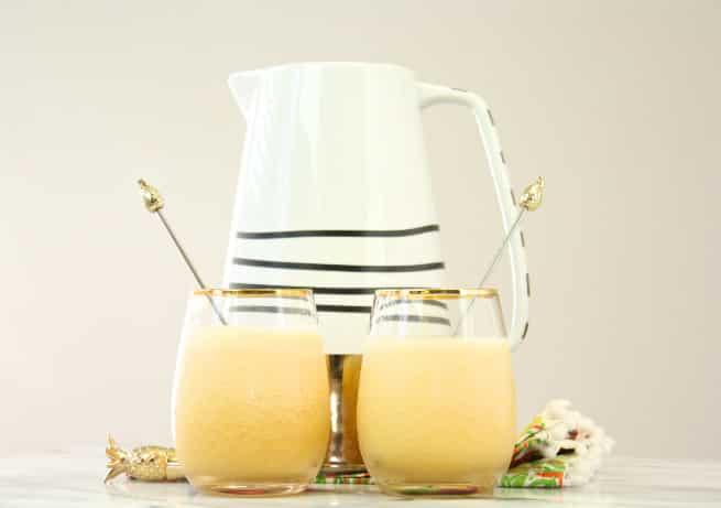 Pineapple-Breezer- Cocktail