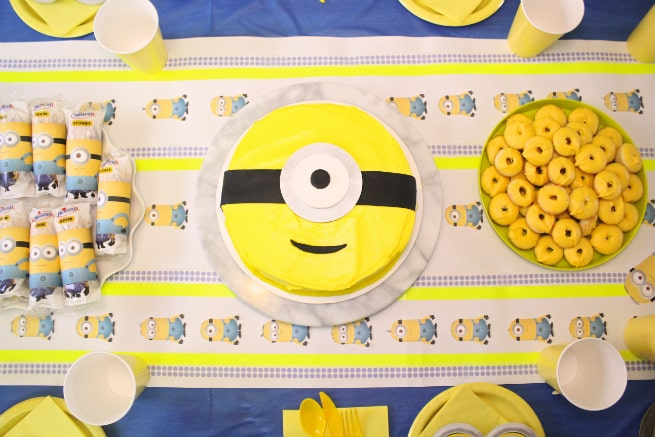 DIY-MINIONS-PARTY-Food