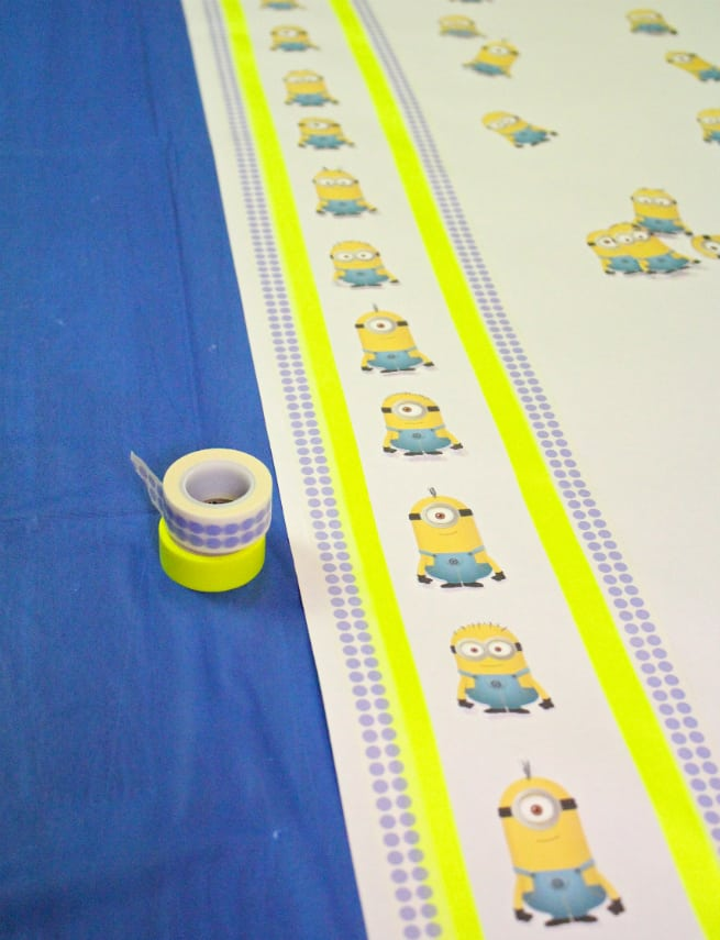 DIY-MINIONS-PARTY-Table-Runner-3