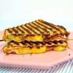 Easy Bacon, Avocado, & Cheese Panini Recipe!